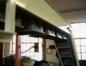 """Řetězový korečkový elevátor tvaru """"Z"""""""